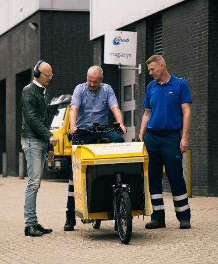 Rijtrainingen voor micromobiliteit VVCR Prodrive veiligheid