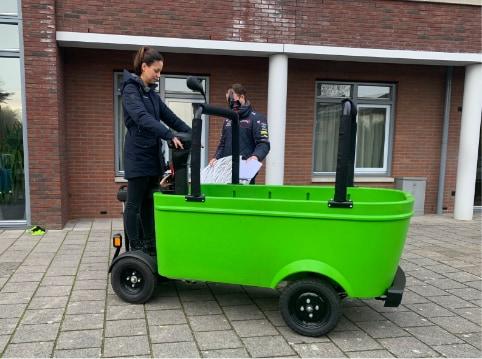 Rijtrainingen voor micromobiliteit VVCR rijgedrag