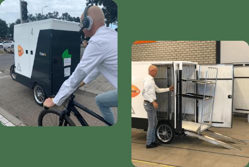 VVCR Prodrive Uniek in Nederland