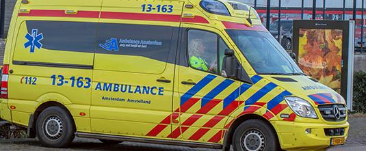 Rijvaardigheid ambulance