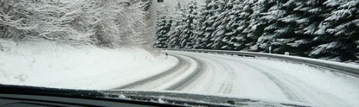 Tips voor het rijden in de winter