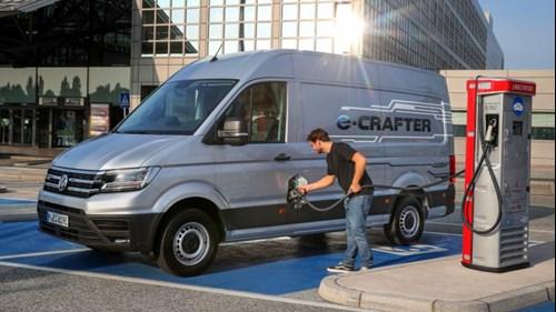 Vrijstelling rijbewijs c voor nul emissie bestelwagens