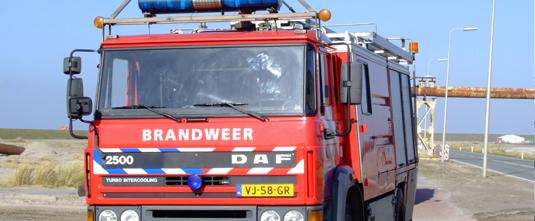 Volg een complete rijopleiding tot brandweerchauffeur bij VVCR-Prodrive