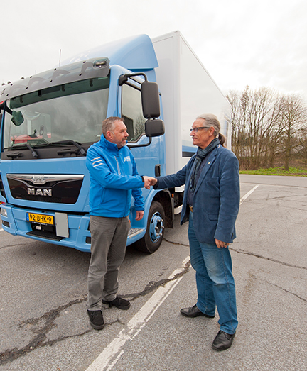 Prodrive Roadsafety as a Service Transport en Logistiek veiligheid